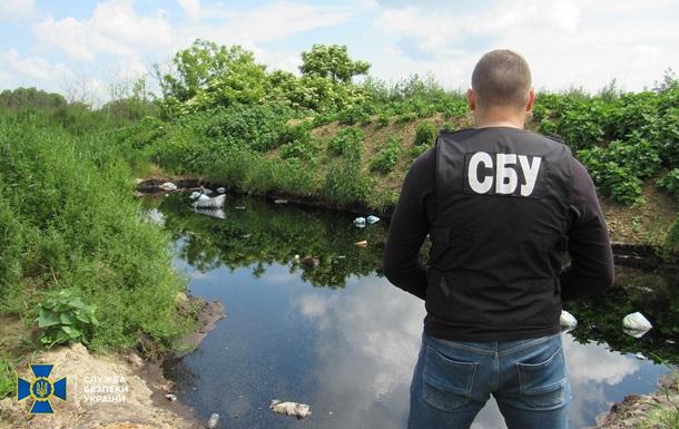 Вінницькій області загрожувала екологічна катастрофа - СБУ