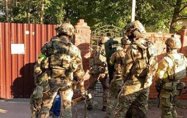 СБУ обшукала Муніципальну варту Києва