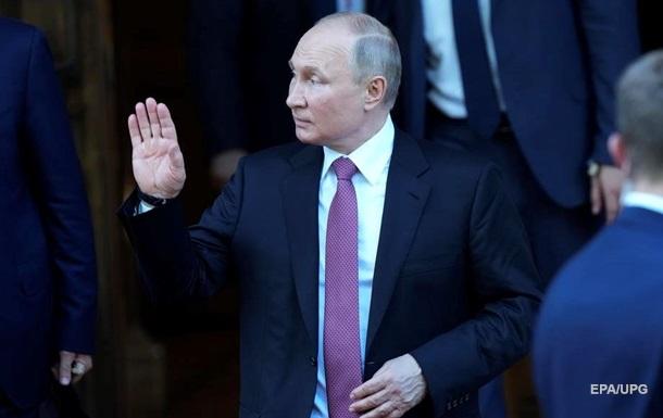Путін наклав вето на закон про відповідальність ЗМІ за фейки