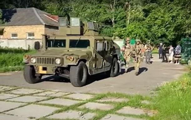 СБУ нашла незаконный полигон в Киеве