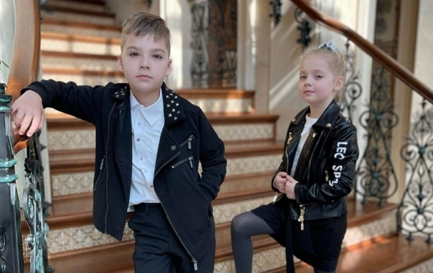 Діти Пугачової та Галкіна зачитали реп