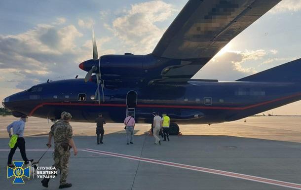 В Африку мали намір продати комплектуючі до військових літаків - СБУ
