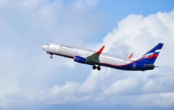 Росія відновить авіасполучення із США і Туреччиною