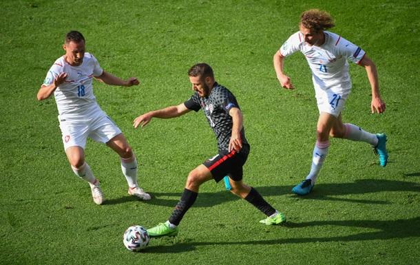 Хорватия и Чехия не выявили победителя