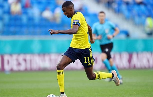 УЄФА визначила кращого гравця матчу Швеція-Словаччина