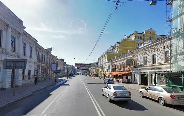 В Киеве улица Сагайдачного станет проезжей до конца лета