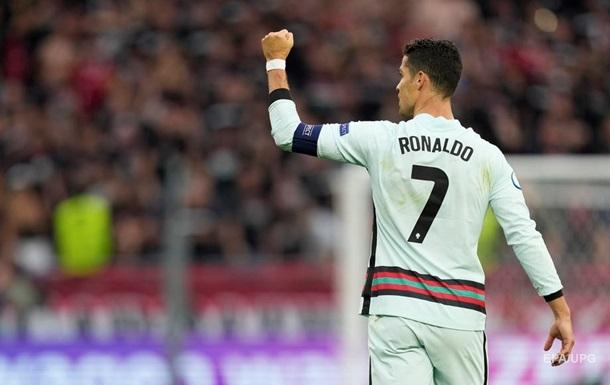Аккаунт Роналду обновил рекорд по подписчикам в Instagram