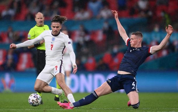 Англия - Шотландия 0:0 обзор матча Евро-2020