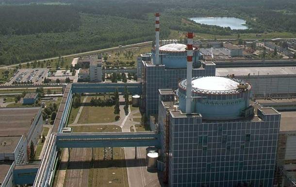 Хмельницкая АЭС отключила второй энергоблок