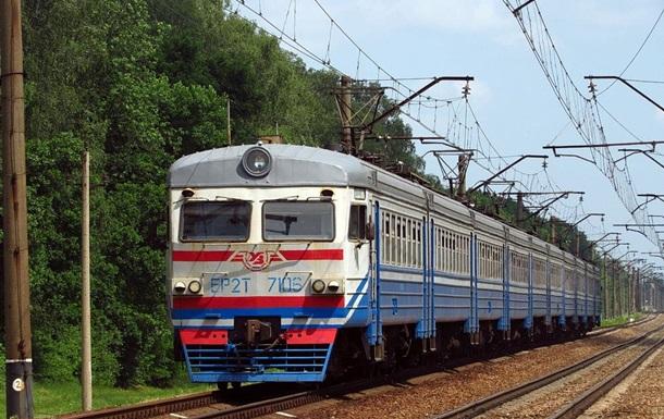 У Росії електропоїзд на смерть збив двох дітей