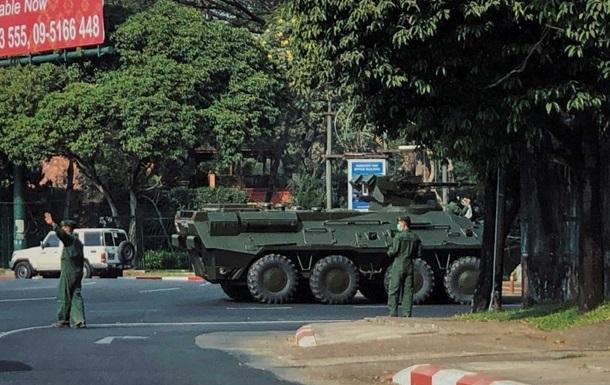 Ситуація в М`янмі може перерости в громадянську війну - ООН