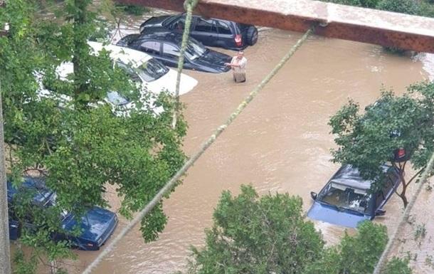 Наводнение в Ялте: власти Крыма оценили ущерб