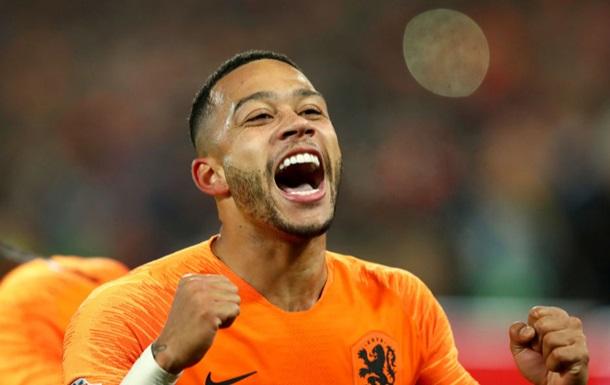 Барселона оголосила про трансфер Депая