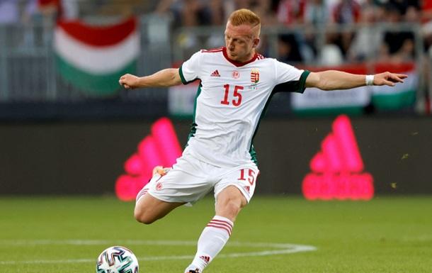 Хавбек сборной Венгрии признан лучшим игроком матча против Франции