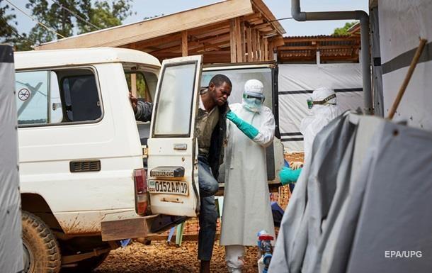 Спалах лихоманки Ебола в Гвінеї ліквідували