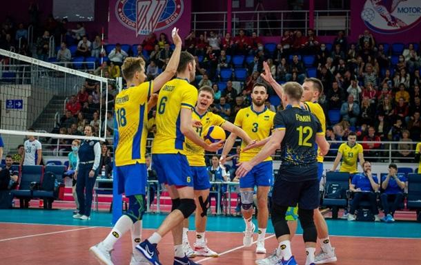Сборная Украины вышла в финал Золотой Евролиги
