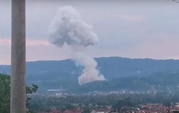 На оборонном заводе в Сербии прогремели взрывы