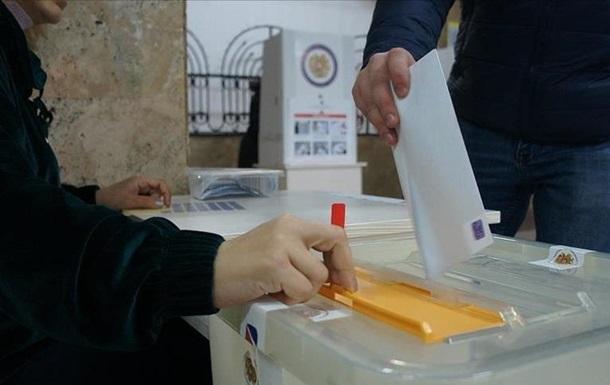 У Вірменії проходять позачергові вибори до парламенту