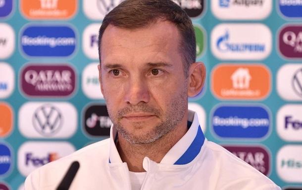 Шевченко: Австрия - хорошо сбалансированная команда
