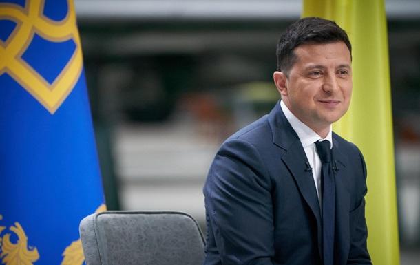 Зеленський привітав українців з Трійцею
