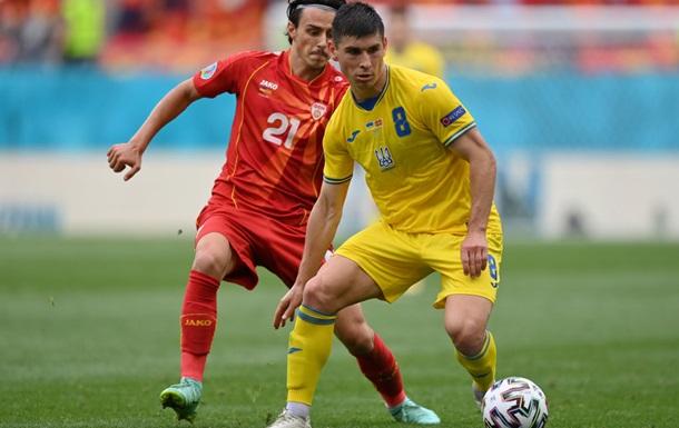 Малиновский и еще два футболиста создали самое большое число моментов на Евро-2020