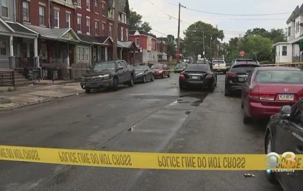 В Филадельфии две стрельбы за день: двое убитых