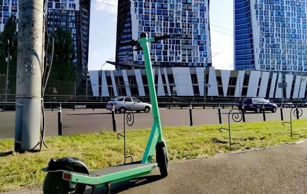 Коли в Україні візьмуться за водіїв легкого електротранспорту