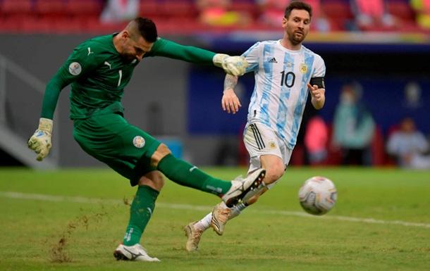 Мессі повторив рекорд щодо ігор за збірну Аргентини