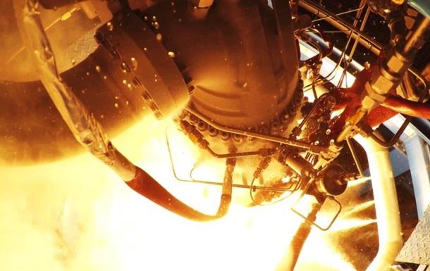 В ЄС вперше випробували ракетний двигун замкнутої схеми