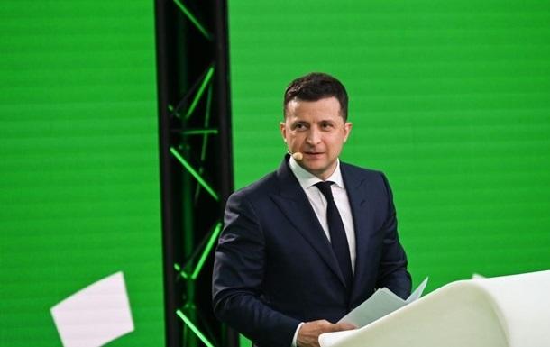 Зеленський представив програму Здорова Україна