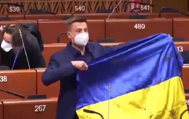 В ПАСЕ закрыли дело по жалобе на нардепа Гончаренко