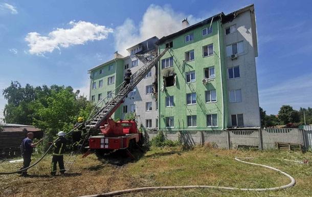 У ДСНС назвали причини вибуху у будинку під Києвом