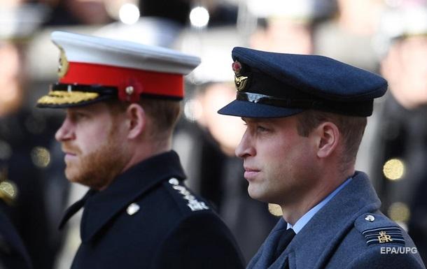 Принц Вільям виселив брата з дружиною з Кенсингтонського палацу - ЗМІ