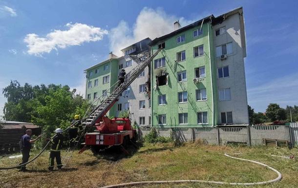Хотів приховати сліди злочину: відома причина вибуху в будинку під Києвом