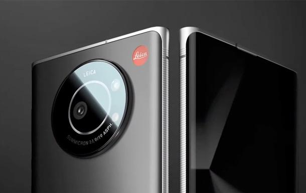 Leica випустила свій перший смартфон