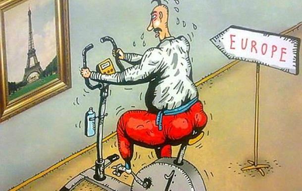 Не делом, а словом: В ЕС устали от «евроинтеграционной» профанации Киева