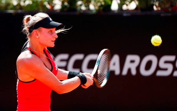 Ястремская: У меня отняли теннис, но сейчас я хочу скорее вернуться к нему