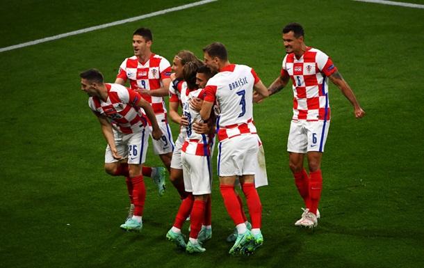 Хорватія у яскравому матчі обіграла Шотландію і вийшла в плей-офф Євро-2020