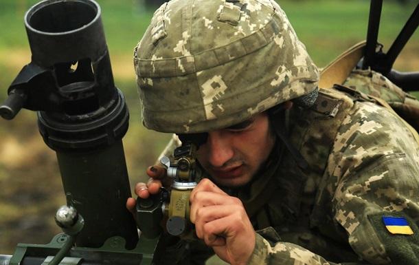 На Донбассе за сутки девять обстрелов