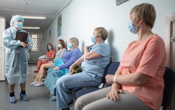 COVID-вакцинацию прошли еще 53 тысячи украинцев