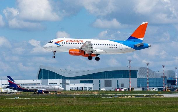 Аеропорт Сімферополя оголосив про історичний рекорд