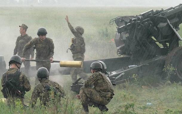 На юге Украины ВСУ провели масштабные учения