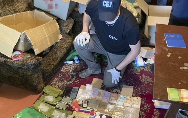 СБУ блокувала контрабанду наркотиків в ЄС