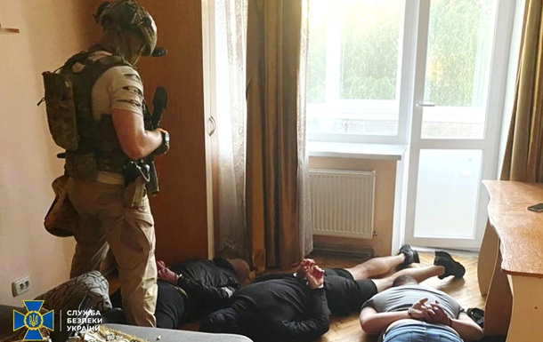 В Ивано-Франковске задержали банду уголовников