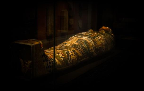 Давній мумії зробили МРТ
