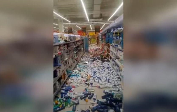 Землетрус у Перу викликав паніку