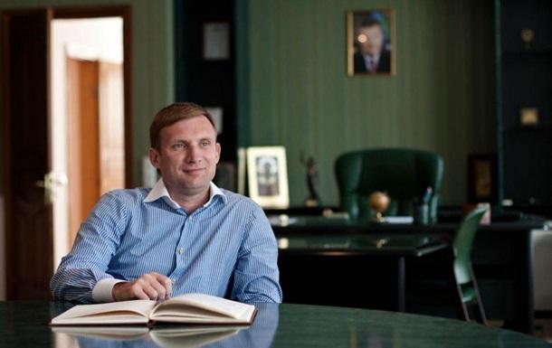 Экс-главе Украгролизинга суд назначил 1 млн гривен залога