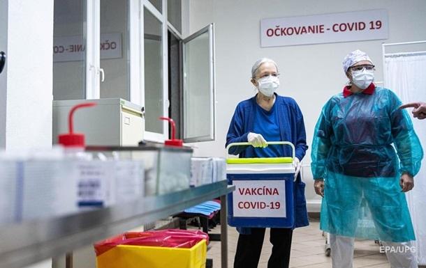 Словакия сообщила о первом завозном из РФ случае COVID-штамма Дельта