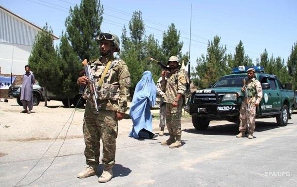 Військові Афганістану вибили талібів з п яти районів країни