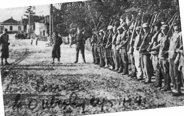 Поліська Січ як один із факторів боротьби за незалежність України